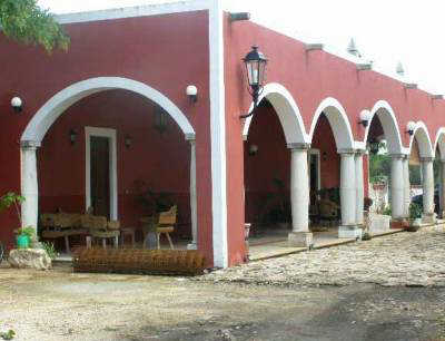 colonial hacienda for sale Yucatan Mexico