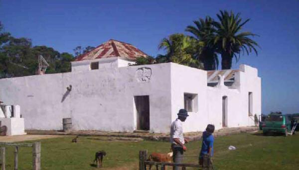 19th century estancia Fraile Muerto