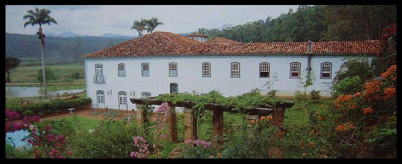 historic fazenda paraiba brazil