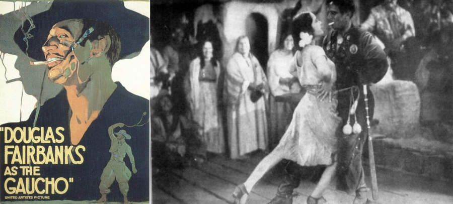 Douglas Fairbanks The Gaucho