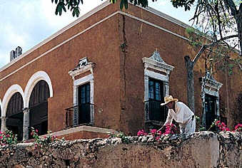 colonial Hacienda estate