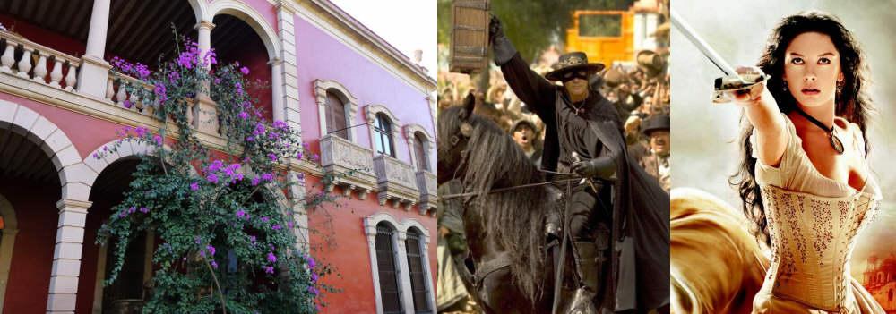Zorro / Hacienda Gogorron