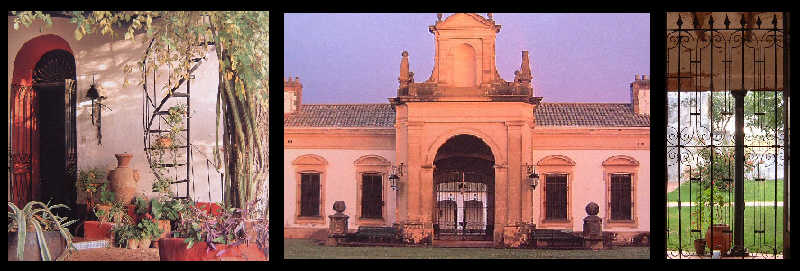 historic estates south america