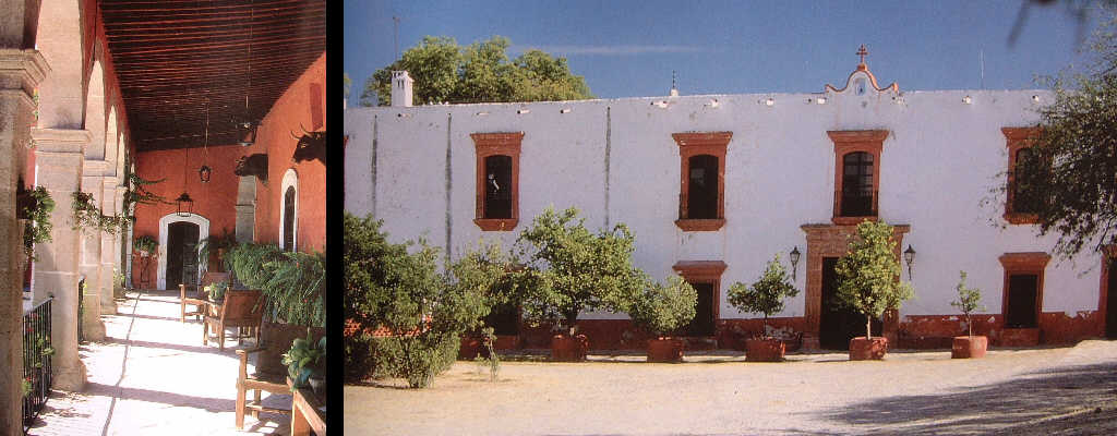 historic hacienda mexico