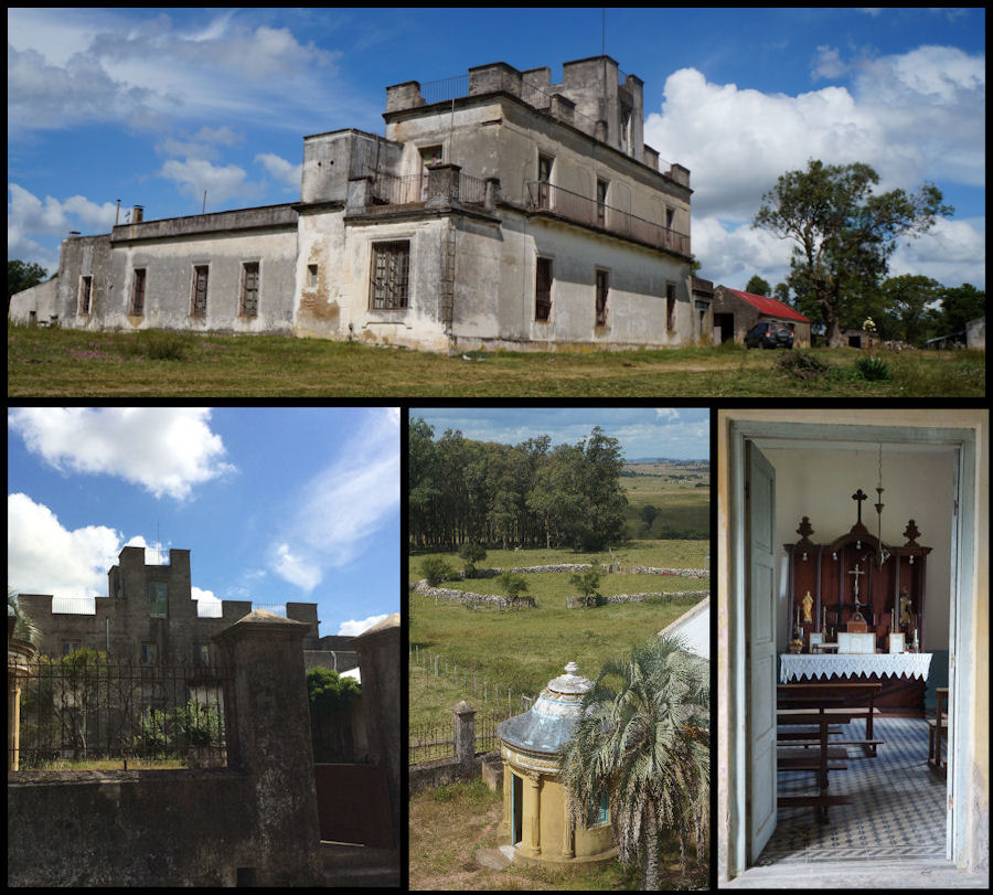 ancient Estancia Sto Tomas