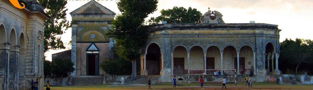 historic hacienda Yucatan